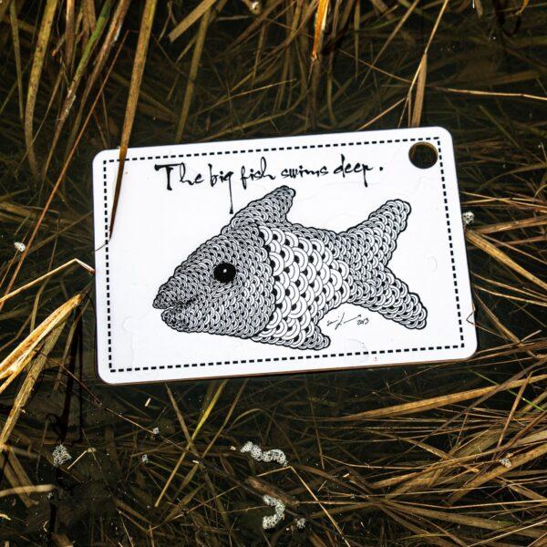 kala leikkuulauta