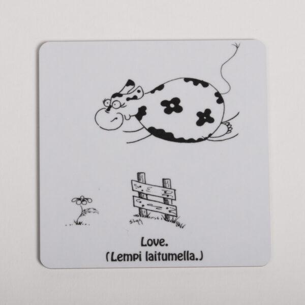Love-lasinalunen